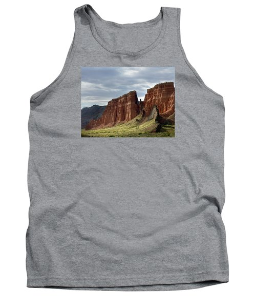 Capital Reef-cathedral Valley 9 Tank Top