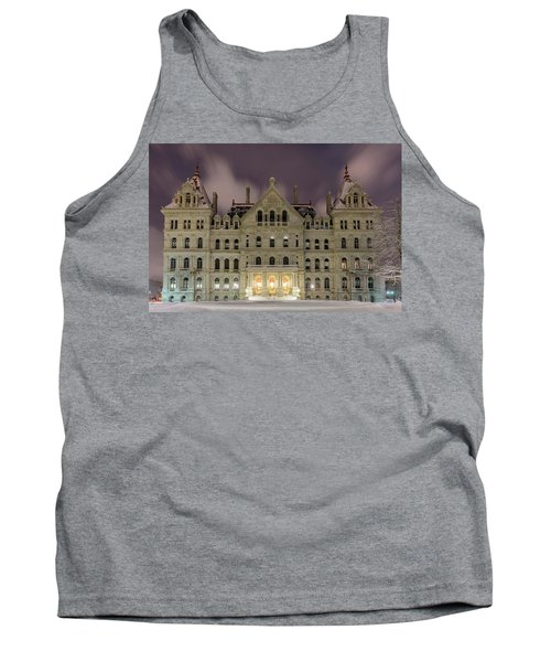 Capitol Snow Tank Top