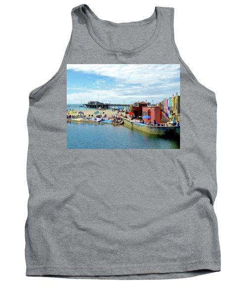 Capitola Begonia Festival Weekend Tank Top