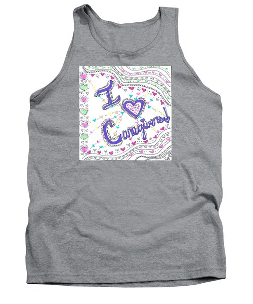 Caring Heart Tank Top