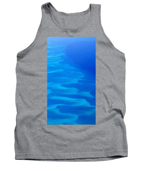 Caribbean Ocean Mosaic  Tank Top