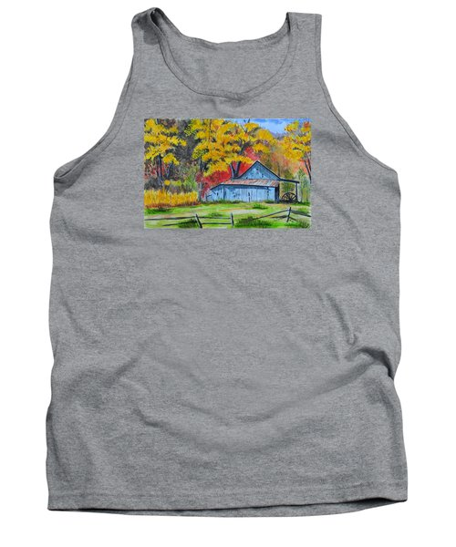 Carolina Barn Tank Top