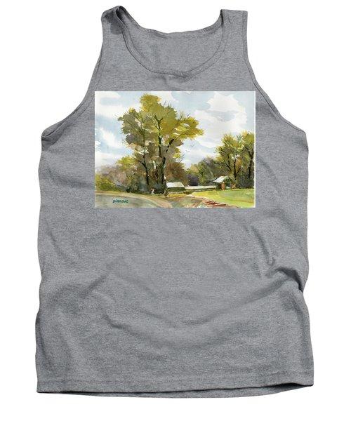 Carolina Farm Field Tank Top