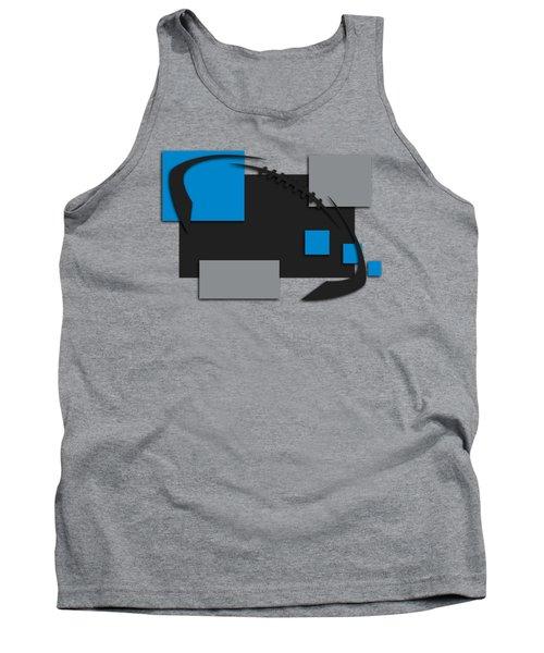 Carolina Panthers Abstract Shirt Tank Top
