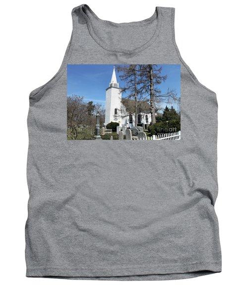 Caroline Church Of Brookhaven  Tank Top