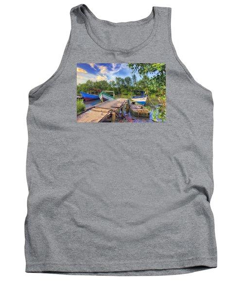 Caroni Swamp Tank Top