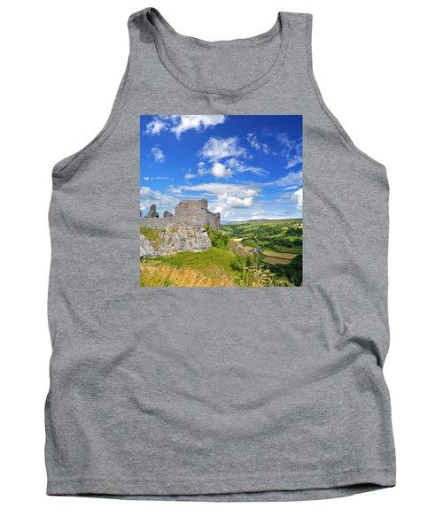 Carreg Cennen Castle 1 Tank Top