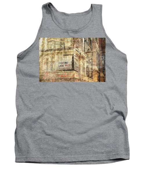 Carting Lane, Savoy Place Tank Top