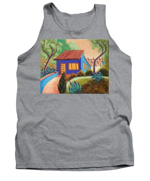 Casa Azul Tank Top