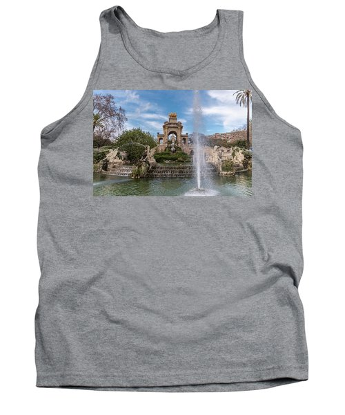 Cascada Monumental Tank Top by Randy Scherkenbach
