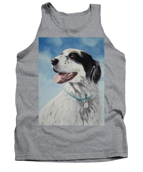 Casey Tank Top by Marilyn Jacobson