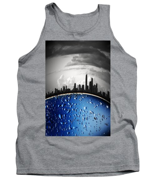 Casting Shadows Tank Top