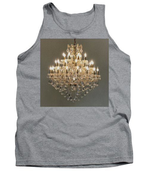 Castle Dining Room Tank Top