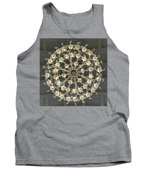 Castle Front Hall 02 Tank Top
