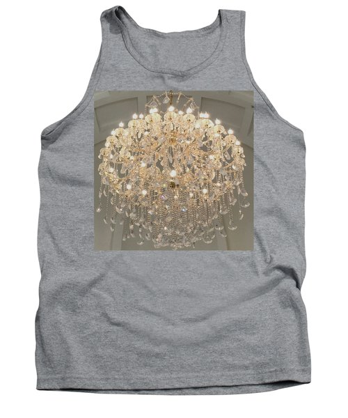 Castle Front Hall 01 Tank Top
