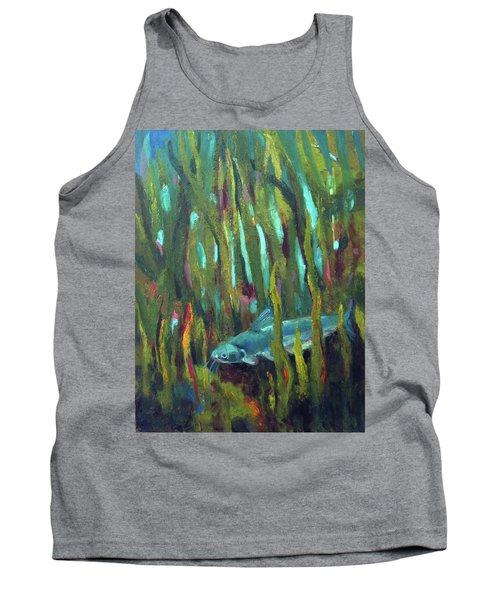 Catfish Tank Top