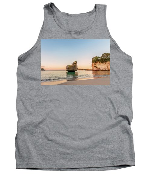 Cathedral Cove, New Zealand Tank Top