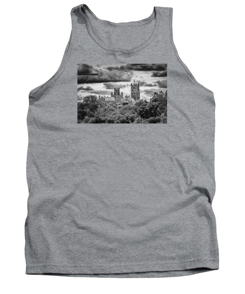 Cathedral From The North-east Tank Top
