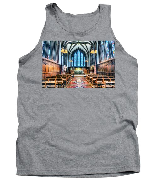 Cathedral Glow Tank Top