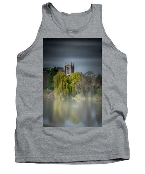 Cathedral In The Mist Tank Top