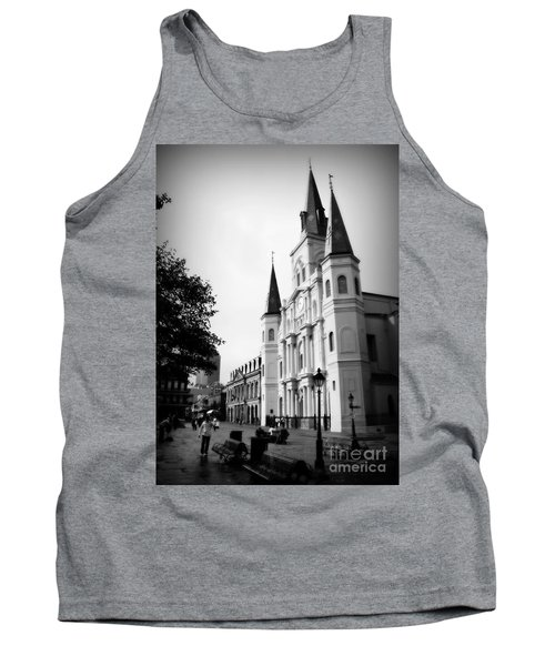 Cathedral Morning 2 Tank Top