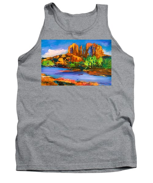 Cathedral Rock Afternoon Tank Top