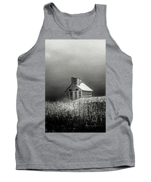 Cattle Feed For The Winter Tank Top