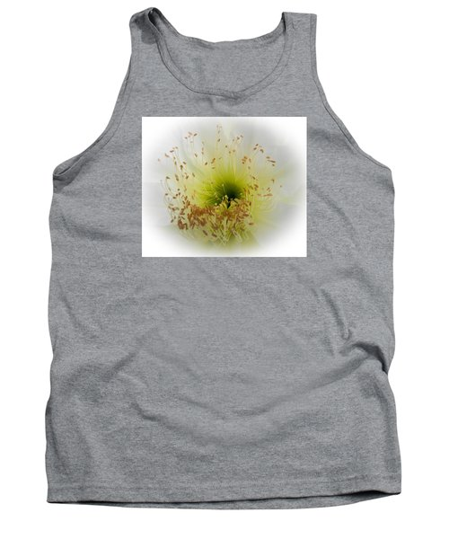Cctus Flower Tank Top by Christy Usilton