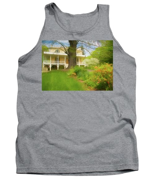 Cedar Grove In Spring Tank Top