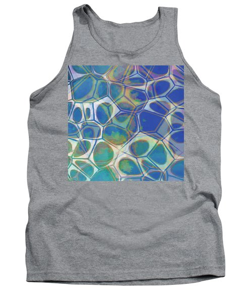 Cell Abstract 13 Tank Top
