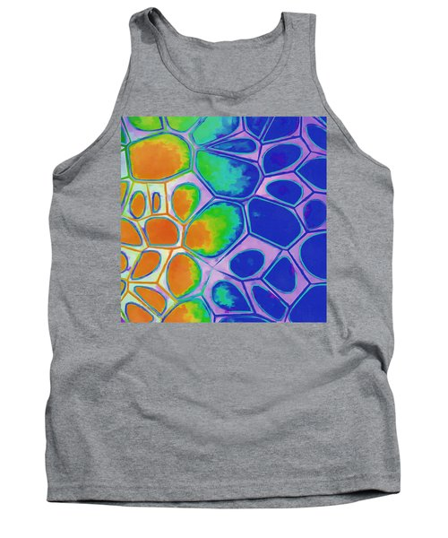 Cell Abstract 2 Tank Top