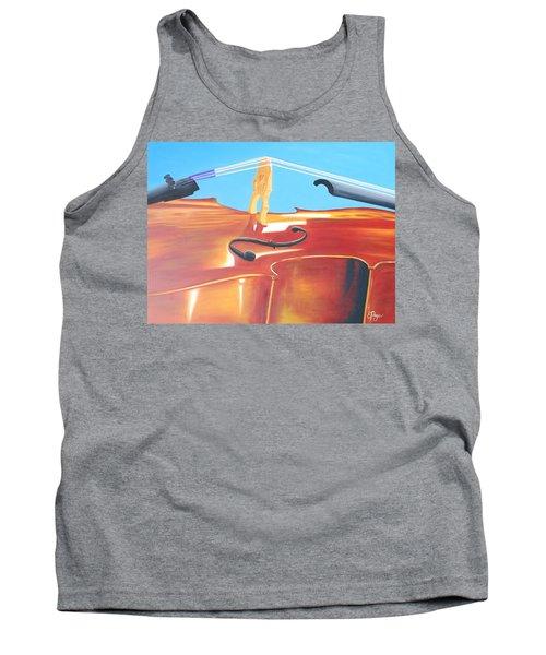 Cello Tank Top