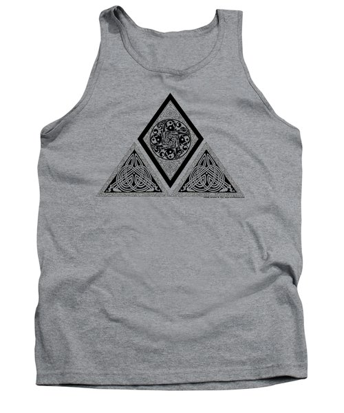 Celtic Pyramid Tank Top
