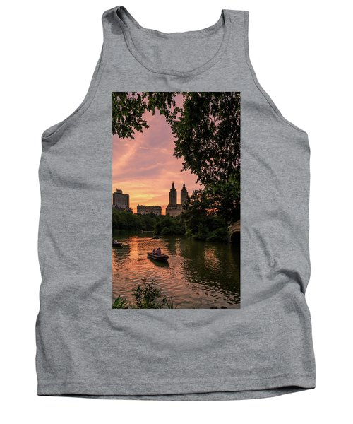 Central Life  Tank Top