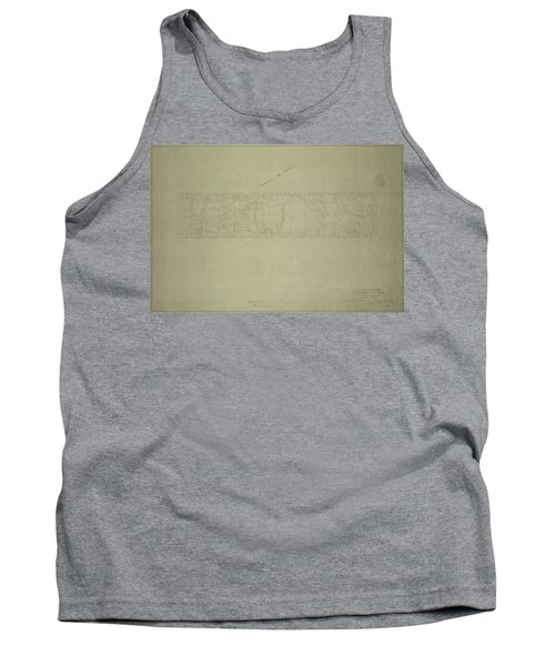 Central Park City Of New York Department Of Parks Map 1934 Tank Top
