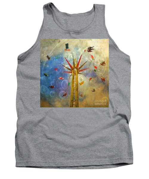 Centre Of The Universe Tank Top