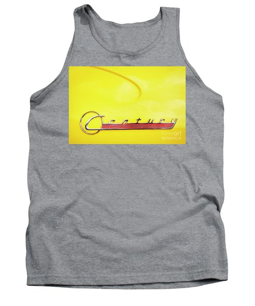 Tank Top featuring the photograph Century by Dennis Hedberg