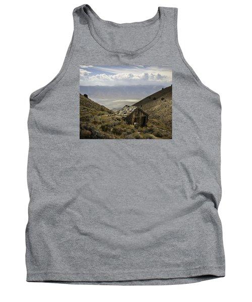 Cerro Gordo Cabin Tank Top