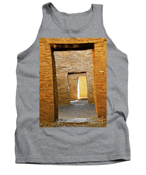 Chaco Canyon Doorways Tank Top
