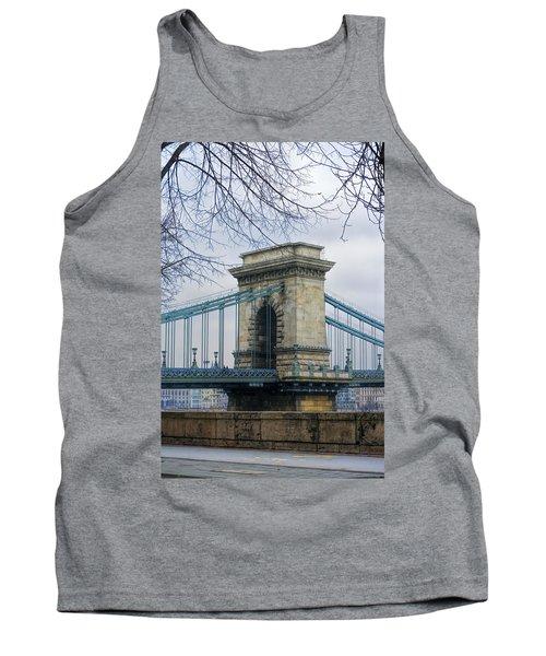 Chain Bridge Pier Tank Top