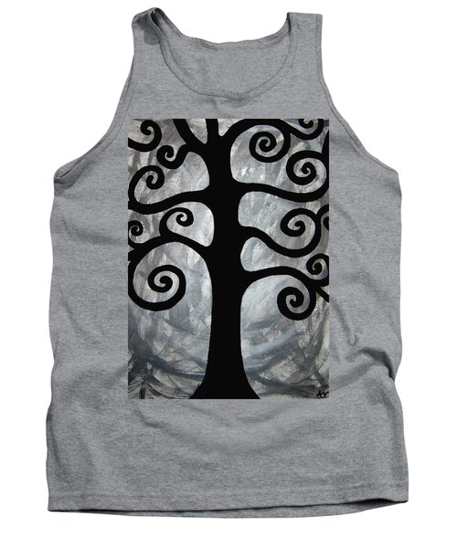 Chaos Tree Tank Top