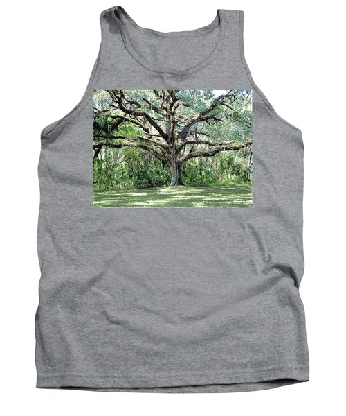 Chaotic Order Tank Top