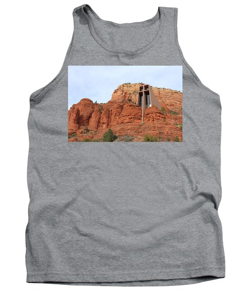 Chapel Of The Holy Cross Tank Top