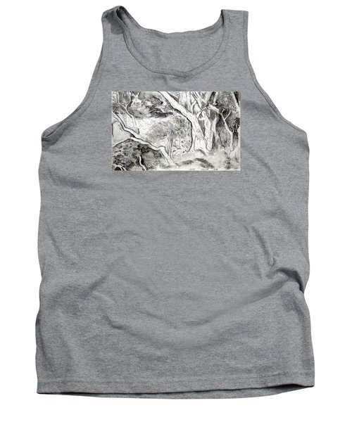 Charcoal Copse Tank Top