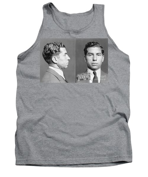Charles Lucky Luciano Tank Top
