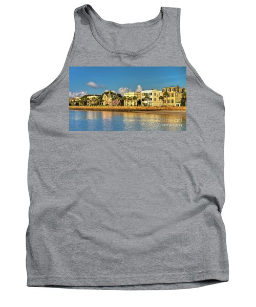 Charleston Battery Row Of Homes  Tank Top