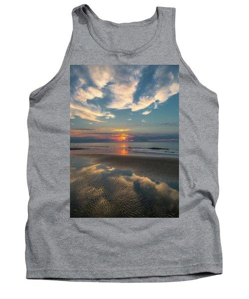 Charleston Coast Sunrise Tank Top