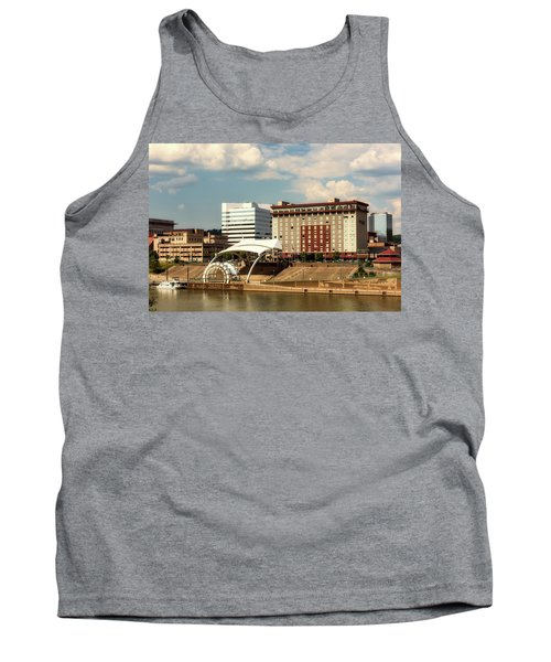 Charleston West Virginia Tank Top by L O C