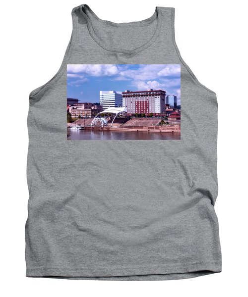 Charleston West Virginina Tank Top by L O C