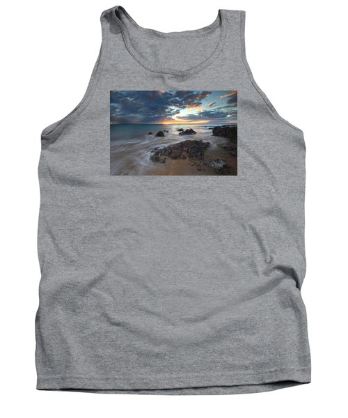 Charlie Young Sunset Tank Top by James Roemmling